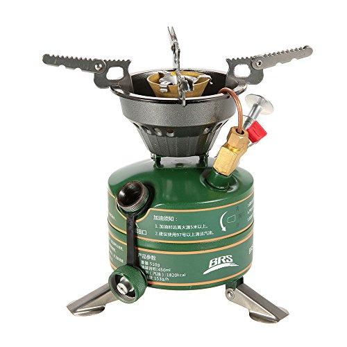 Oil Burning Stove - BRS BRS-29B Outdoor Camping Cooking Portable Oil Stove Non-Preheat Gasoline Burner Oil Burning Boiler Furnace Cooker