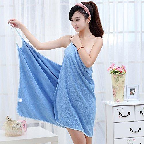 WIDEN 150 x 70cm Shower Towel Microfiber Wearable Sexy Towel Bathrobe Perfect Quick Dry Women Bath Towels Beach Dress