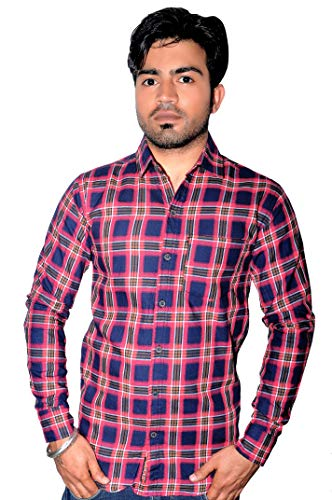 Casual Shirt Designed for Regular Use Multi-Coloured