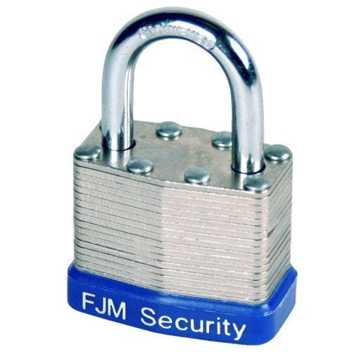 FJM Security 40mm Laminated Lock