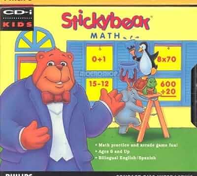 Stickybear