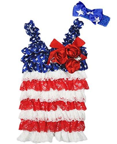 4th of july dresses for newborns - 6