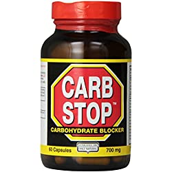 Only Natural Carb Stop (700 Mg), 60-Count
