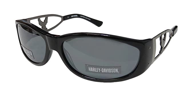 HARLEY DAVIDSON Gafas de sol HD 351 Shiny Gunmetal 48MM ...
