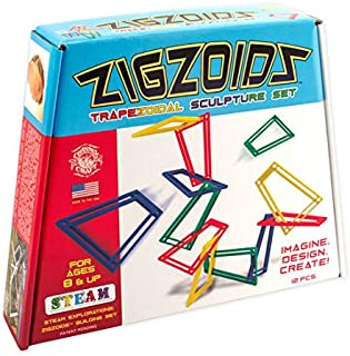 product image for Channel Craft Zigzoids Construction and Building Set - Multicolor