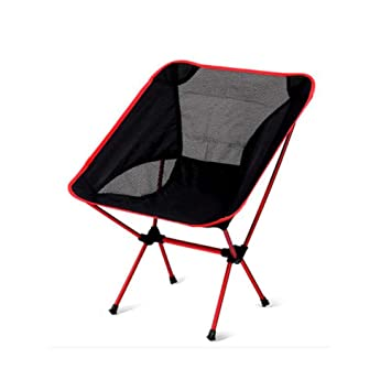 FH Montañismo al Aire Libre Camping Silla Plegable Silla de ...