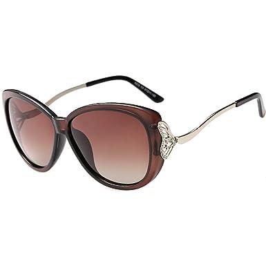Leben Damen Sonnenbrille Bernstein BTVjhoXWhH