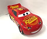 Disney Pixar Cars Lightning Mcqueen #95 Rust-eze Coin Money Bank