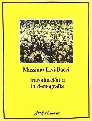 Descargar Libros En Ingles Introducción A La Demografía Epub Gratis