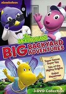 The Backyardigans: Big Backyard Adventure
