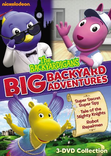 The Backyardigans: Big Backyard Adventure