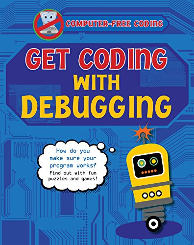 Get Coding With Debugging (Computer-Free Coding) by Windmill Books