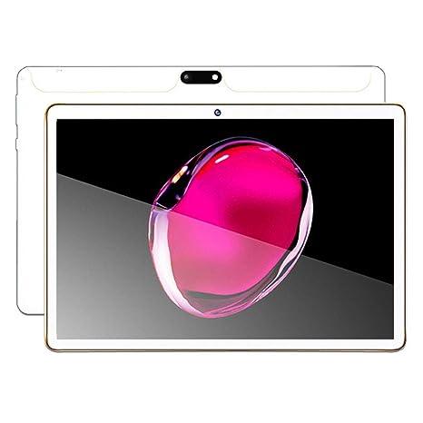 HD IPS Pantalla 10 pulgadas 4 nuclear Ultrafino Tableta Camaras duales Sensor de gravedad GPS Llamada