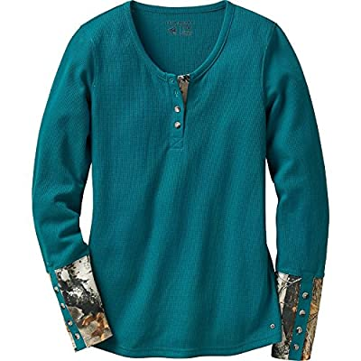 Legendary Whitetails Ladies Trophy Hunter Thermal Henley