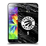 Official NBA B&W Marble Toronto Raptors Replacement Battery Cover for Samsung Galaxy S5 / S5 Neo