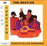 THE ALTERNATE YELLOW SUBMARINE CD MINI LP OBI