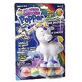 Hog Wild Pooping Unicorn Popper Toy - Shoot Foam