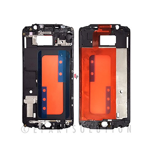 ePartSolution_CDMA Ver. Middle Mid Faceplate Frame Cover Housing for Samsung Galaxy S6 G920V G920P Replacement Part USA Seller