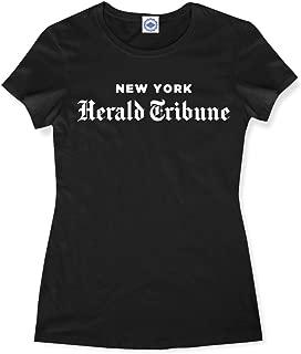 product image for Hank Player U.S.A. New York Herald Tribune Women's T-Shirt
