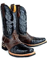 Original Rodeo Gator (Caiman) Skin Boot