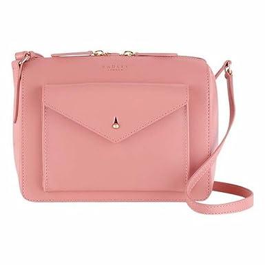 a09ee15bc5f6 Radley Keats Grove Small Zip-top Cross Body Bag Azalea Pink Limited edition  rdd3 (
