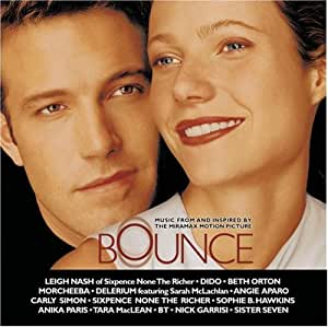 Bounce: Music from and Inspired by the Miramax Motion Picture (2000 film)
