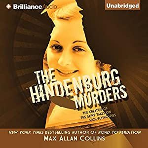 The Hindenburg Murders Audiobook