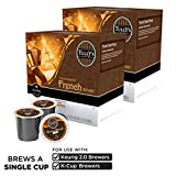Tully's® Decaf French Roast Coffee 180 K-cup® Packs - COS