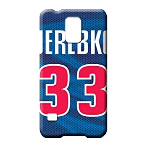 samsung galaxy s5 covers protection With Nice Appearance New Arrival mobile phone carrying covers detroit pistons nba basketball