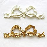 Product review for 1 Piece Handmade Silicone Mold / Ribbon Mold 01087,Sugarcraft Molds Polymer Clay Cake Border Mold Soap Molds Resin Candy Chocolate Cake Decorating Tools