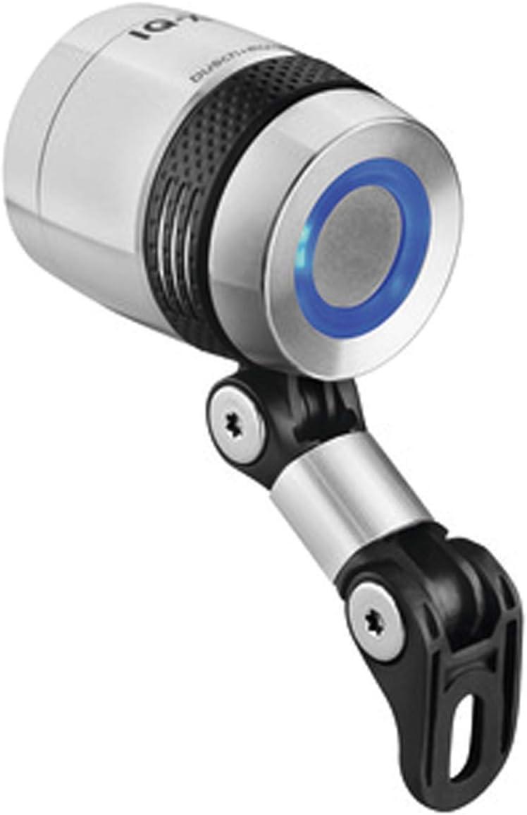 Busch /& M/üller Lumotec IQ-X Headlamp Black