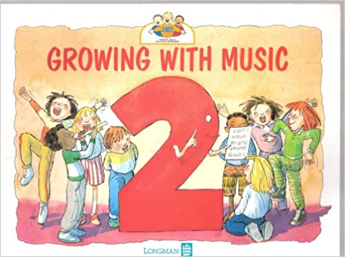 Growing with Music Pupil's Book 2 (Bk. 2)