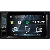 Kenwood DDX374BT 6.2 Inch 2-DIN In-Dash CD/DVD/D Receiver with Built-In Bluetooth (Certified Refurbished)