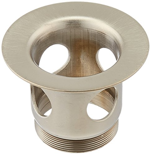 Pearl Brilliance Nickel Metal - Delta Faucet RP23060SS Drain Flange for Bathroom, Stainless