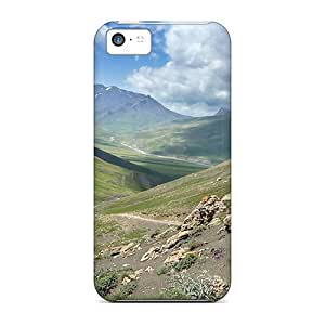 (kxy39536qaYT)durable Protection Cases Covers For Iphone 5c(khinalug Valley)