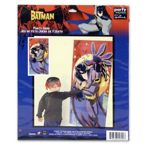 Batman  Party Game - Batman Game Party
