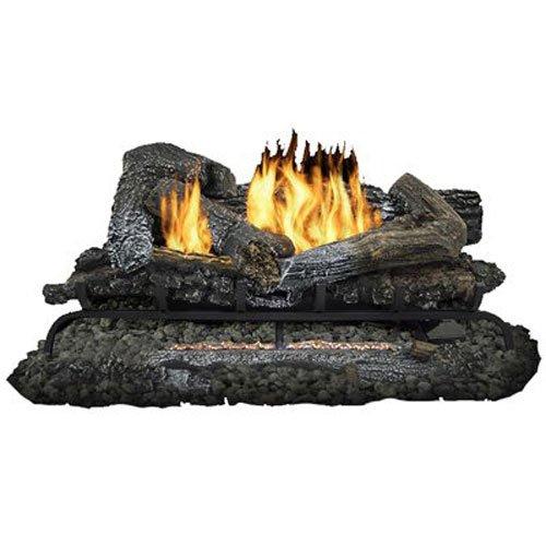 Free Lp Propane Gas Log (Kozy World Vent-Free Gas Log Set)