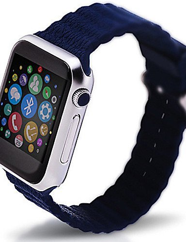 lincass V9 Bluetooth 4.0 Smart Watch con Heart Rate Monitor para iOS & Android GSM SmartWatch Watches: Amazon.es: Electrónica