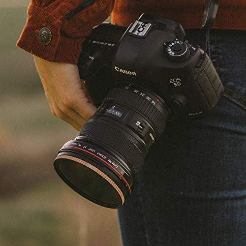 Polarpro Quartzline 77mm Nd1000 Kamerafilter Kamera