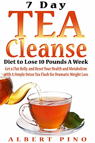 Tea Cleanse: 7 Day Tea Cleanse Diet: How to Choose Your Detox Teas, Lose 10  Pounds A Week, Boost Your Metabolism, Improve Health, and Flush Out Toxins ( Tea ...