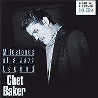 CHET BAKER (17 Albums)