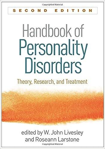 Edited by Theodore P. Beauchaine and Stephen P. Hinshaw