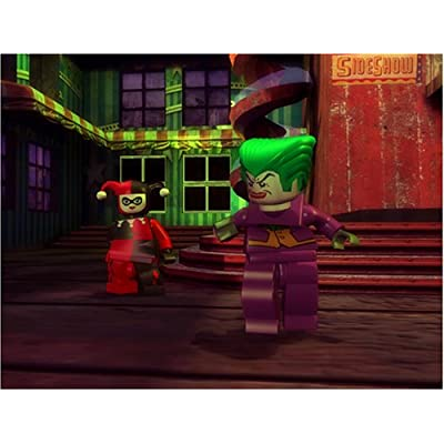 LEGO Batman - Sony PSP: Artist Not Provided: Video Games