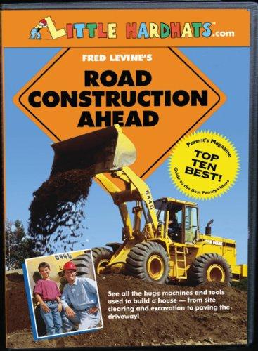 Road Construction Ahead (Road Dvd Construction)