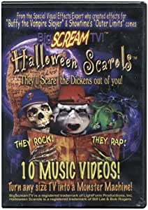 Amazon.com: America's Suppliers DVD Halloween Scarols DVD