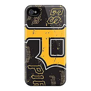 Premium Iphone 6 Case - Protective Skin - High Quality For Pittsburgh Pirates