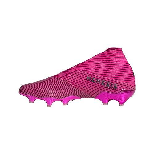 adidas Scarpe Calcio Nemeziz 19+ FG Hard Wired Pack Viola 46