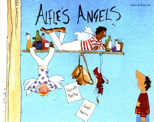 Alfie's Angels in Farsi and English pdf epub