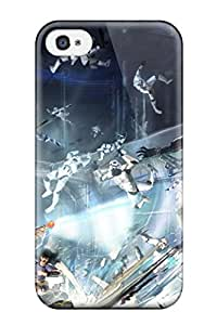 Iphone 4/4s Hard Case With Awesome Look 7195304K35075977