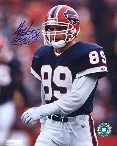 Steve Tasker Autographed  Original Signed 8x10 Photo w  Go Bills ... 33bddc233